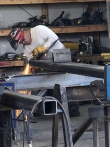 Steel Fabrication Las Vegas